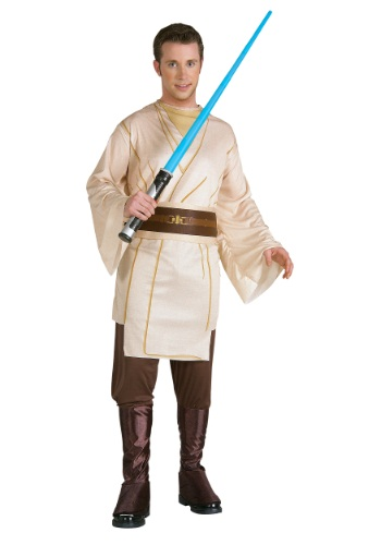 Click Here to buy Adult Jedi Costume from HalloweenCostumes, CDN Funds & Shipping