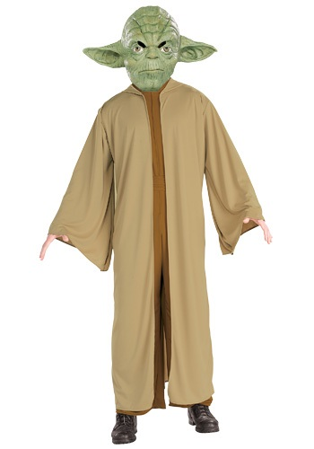Click Here to buy Adult Yoda Costume from HalloweenCostumes, CDN Funds & Shipping