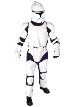 Adult Clone Trooper Deluxe - Episode II
