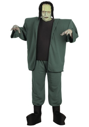 Plus Size Frankenstein Costume