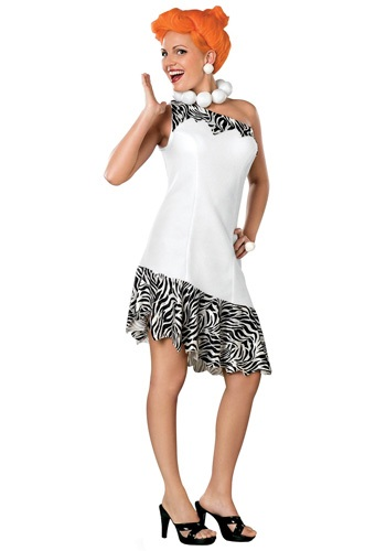 Click Here to buy Plus Size Wilma Flintstone Halloween Costume from HalloweenCostumes, CDN Funds & Shipping
