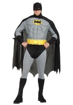 Adult Plus Size Batman Costume