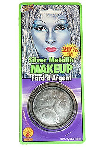 Click Here to buy Tin Man Face Makeup from HalloweenCostumes, CDN Funds & Shipping