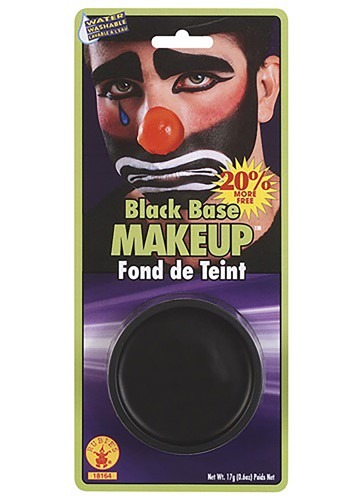 Black Base Makeup