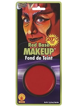 Red Base Makeup