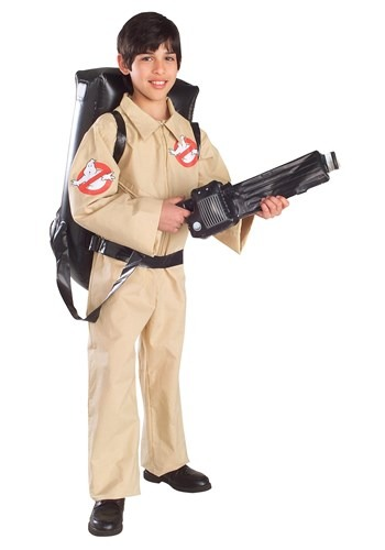 Click Here to buy Kids Classic Ghostbusters Costume from HalloweenCostumes, CDN Funds & Shipping