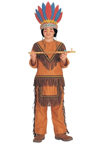 Click Here to buy Boy Native American Costume from HalloweenCostumes, CDN Funds & Shipping