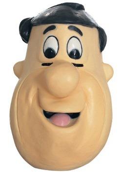Rubber Fred Flintstone Mask