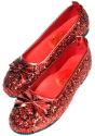 Kids Ruby Slippers Red Shoes
