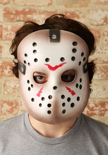 Click Here to buy Jason Voorhees Mask from HalloweenCostumes, CDN Funds & Shipping