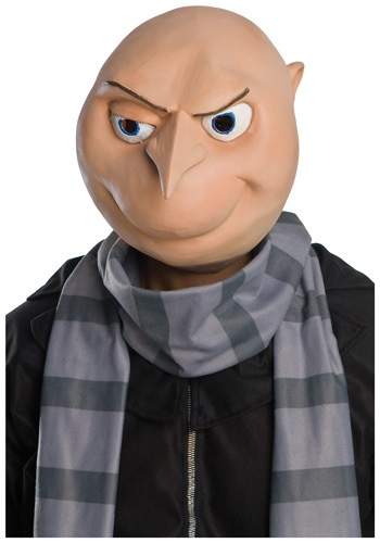 Click Here to buy Adult Despicable Me Gru Mask from HalloweenCostumes, CDN Funds & Shipping