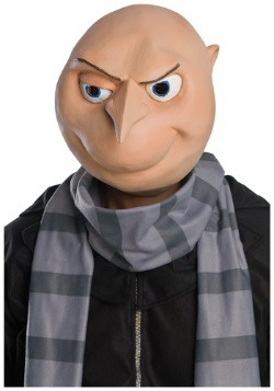 Adult Despicable Me Gru Mask