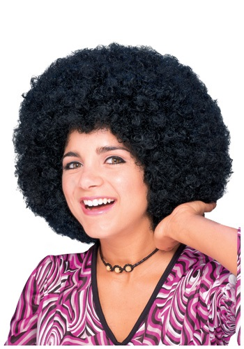 Click Here to buy Adult Afro Wig from HalloweenCostumes, CDN Funds & Shipping