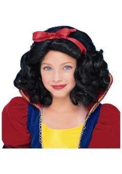 Child Snow White Wig