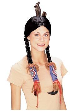Adult Pocahontas Indian Wig
