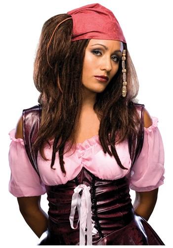 Sassy Pirate Wig
