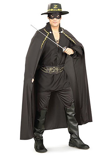 Adult Zorro Accessory Kit
