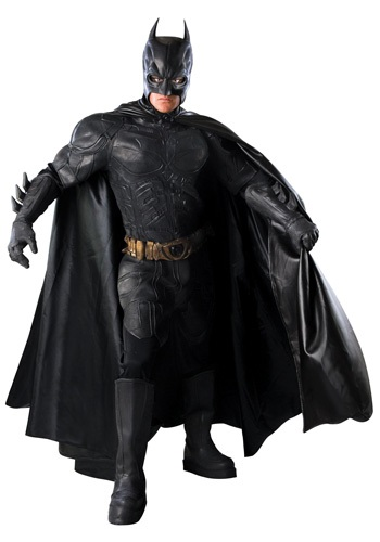 Click Here to buy Dark Knight Authentic Batman Costume from HalloweenCostumes, CDN Funds & Shipping