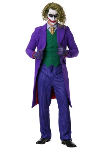 Grand Heritage Joker Costume - Adult Dark Knight Joker Costumes