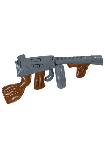 Inflatable Gangster Machine Gun