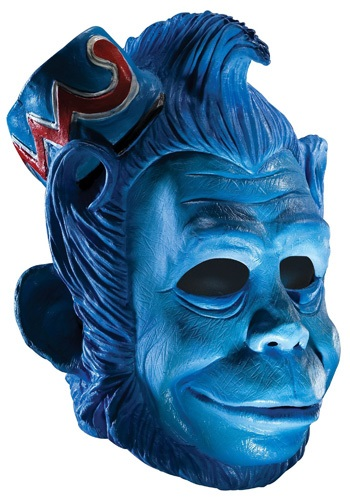 Click Here to buy Latex Flying Monkey Mask from HalloweenCostumes, CDN Funds & Shipping