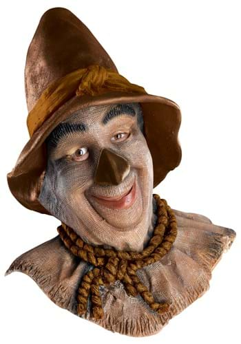 Click Here to buy Latex Scarecrow Mask from HalloweenCostumes, CDN Funds & Shipping