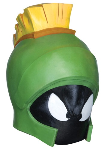 Click Here to buy Marvin the Martian Mask from HalloweenCostumes, CDN Funds & Shipping