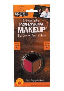 Scarecrow Face Makeup
