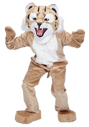 Click Here to buy Wildcat Mascot Costume from HalloweenCostumes, CDN Funds & Shipping