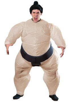 Mens Inflatable Sumo Costume