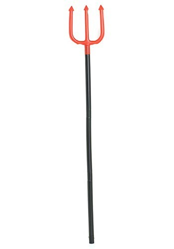Click Here to buy Large Devil Pitchfork from HalloweenCostumes, CDN Funds & Shipping