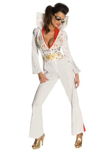 Click Here to buy Sexy Elvis Jumpsuit Costume from HalloweenCostumes, CDN Funds