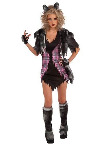 Sexy She Wolf Costume