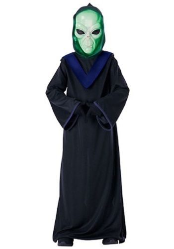 Click Here to buy Kids Alien Costume from HalloweenCostumes, CDN Funds & Shipping
