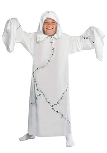 Click Here to buy Kids Ghost Costume from HalloweenCostumes, CDN Funds & Shipping