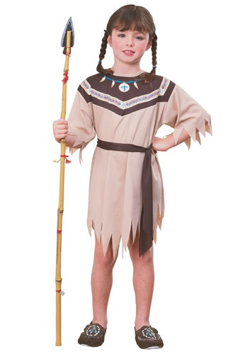 Click Here to buy Native American Girl Costume from HalloweenCostumes, CDN Funds & Shipping