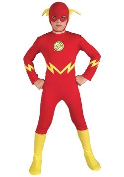 Boys The Flash Costume