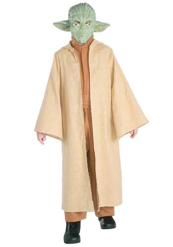 Deluxe Child Yoda Costume