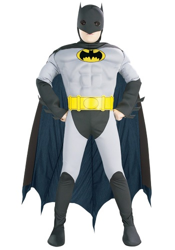 Click Here to buy Kids Batman Costume from HalloweenCostumes, CDN Funds & Shipping