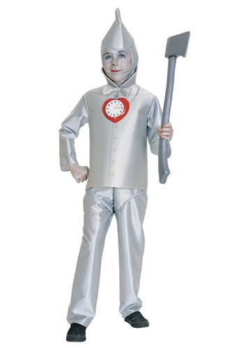 Costume Wizard of Oz Child Tin Man