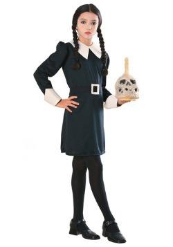 Child Wednesday Addams Costume