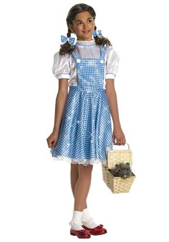 Toddler Sequin Dorothy Costume1
