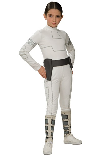 Click Here to buy Kids Padme Costume from HalloweenCostumes, CDN Funds & Shipping