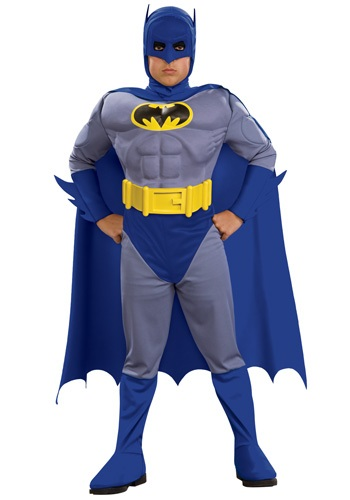 Child Deluxe Muscle Chest Batman