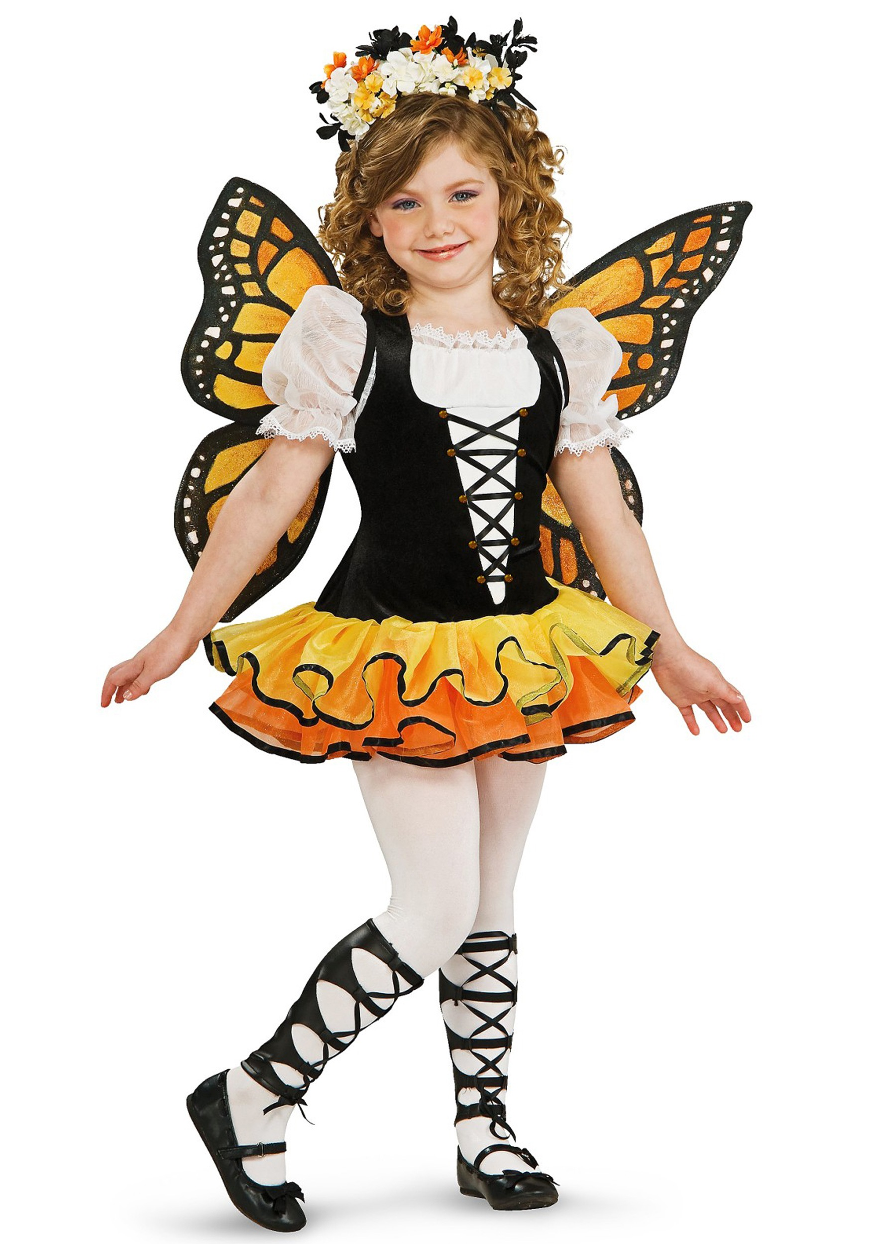 Monarch Butterfly Bug Pet Dog Costume