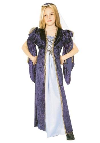 Girls Juliet Costume