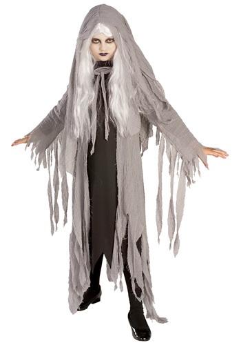 Child Midnight Ghost Costume