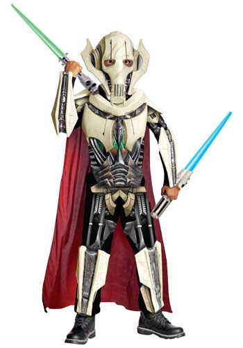 Child General Grievous Costume
