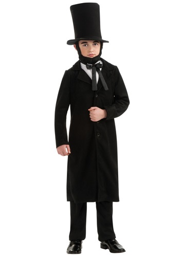 Kids Abe Lincoln Costume