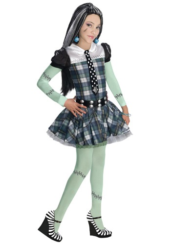 Click Here to buy Frankie Stein Costume from HalloweenCostumes, CDN Funds & Shipping